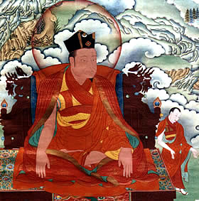 Karma Pakshi the Second Karmapa