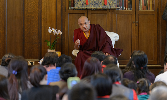 2015.04.02 Boston Tibetan