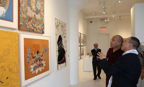 2015.04.10 NYC tib art