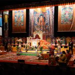 The Gyalwang Karmapa Teaches Meditation on the Breath