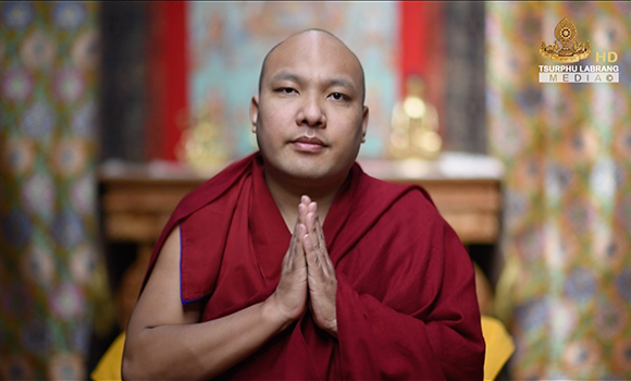 Losar Message from His Holiness Karmapa