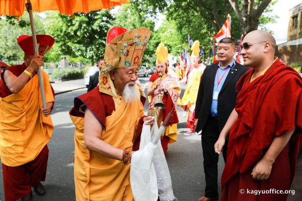 The 17th Karmapa's Heart Advice to Kagyu Samye Ling and Samye Dzong