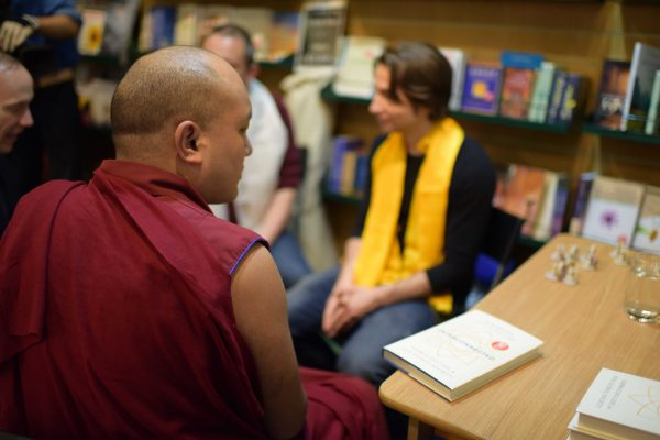 17th Karmapa's Latest Book Interconnected Launched in the UK