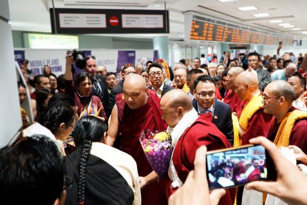 The Gyalwang Karmapa Begins His First Canadian Tour