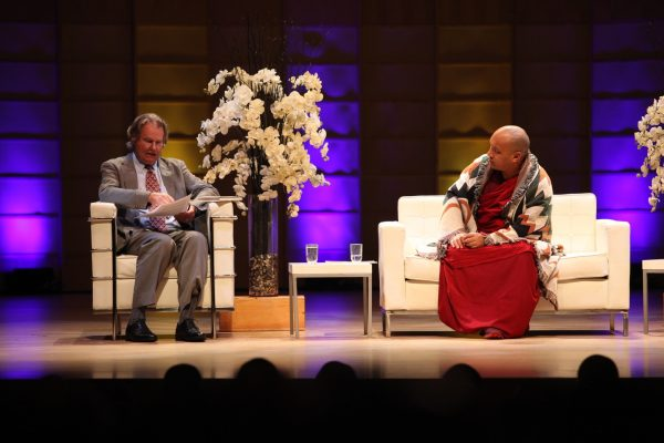 His Holiness and Wade Davis – In Dialogue in Vancouver