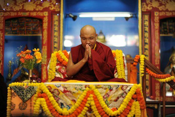 Mahamudra Karmapa