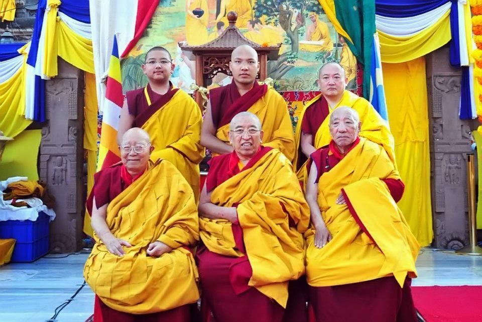 Karmapa and the Lineage Lamas