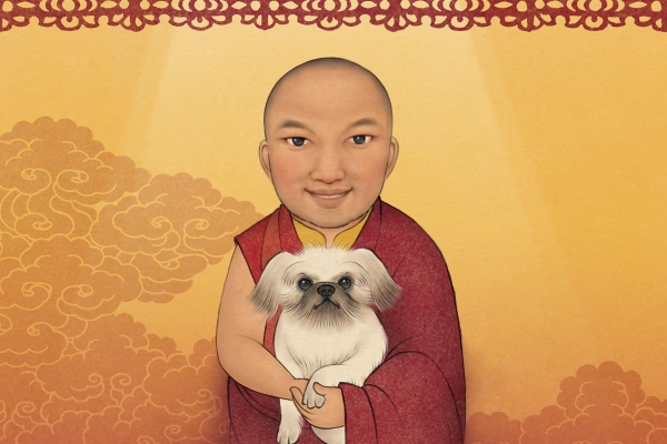 Happy Losar from the Karmapa