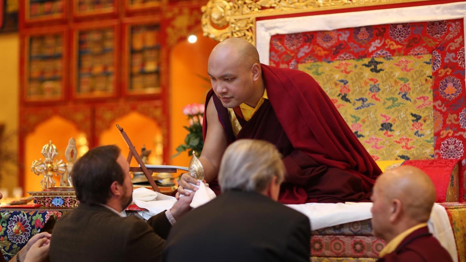 the Karmapa losar