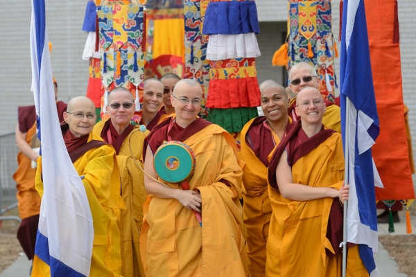 The Female Buddhist Community