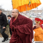 The Karmapa Gives an Extensive Teaching on Mind Training