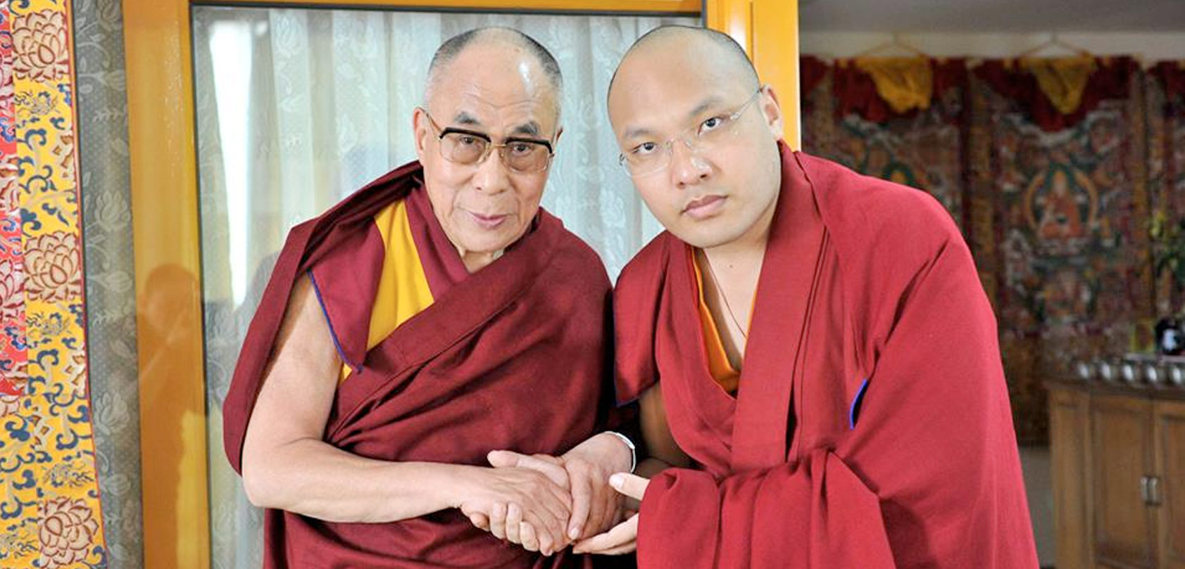 A Short Biography of the Karmapa | Karmapa – The Official