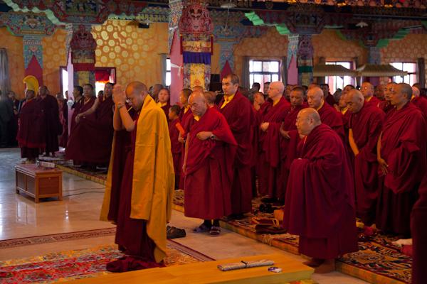 Mahakala Puja: Clearing away Obstacles | Karmapa – The