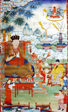 the fifth karmapa