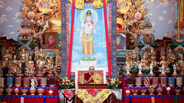 2014.01.30 Dharma Flourishing for nuns