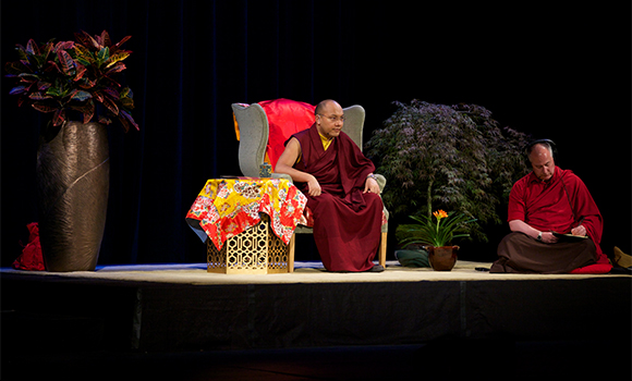 Karmapa Refuge