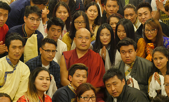 2016.05.27 Meeting with tibetan youth Zurich