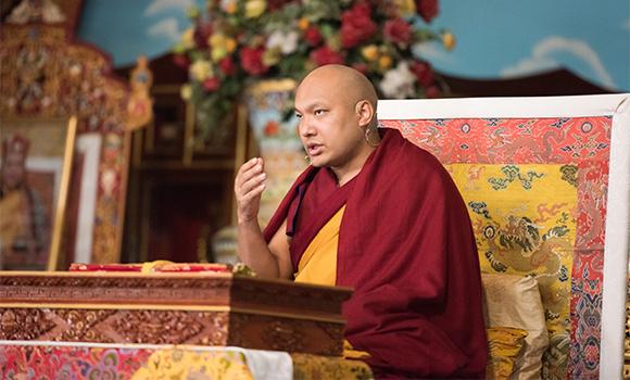 Karmapa mind only