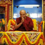 The Gyalwang Karmapa Visits Root Institute to Talk about Wisdom and Meditation