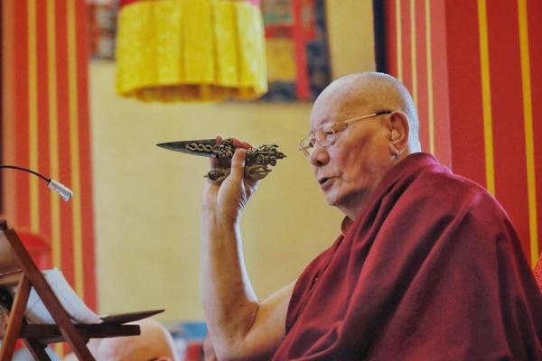 Khenpo Kathar KTD