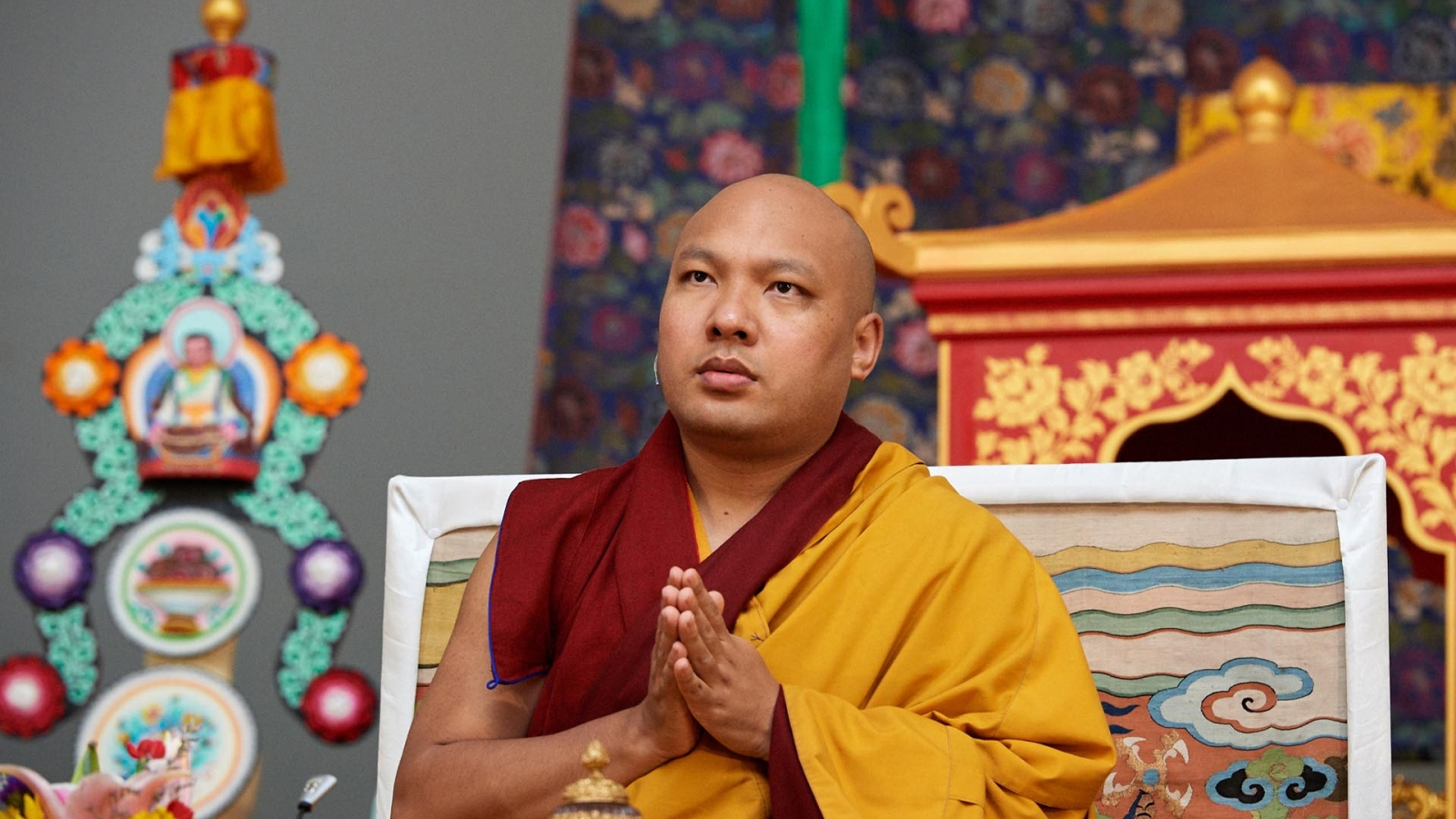 karmapa in the usa