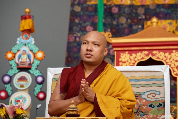 The Karmapa Teaches the Practice and Mantra of Chenrezik