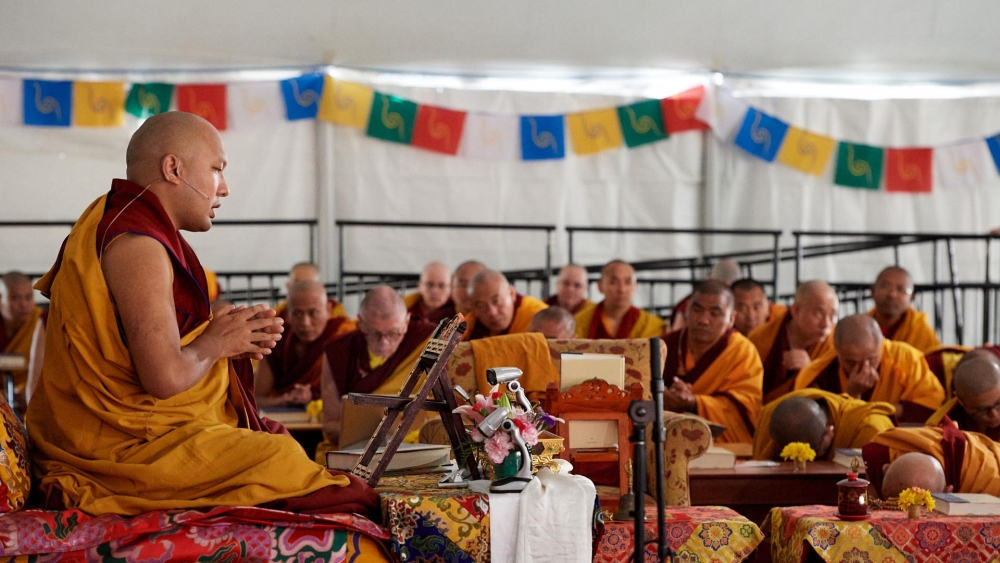 karmapa teaching