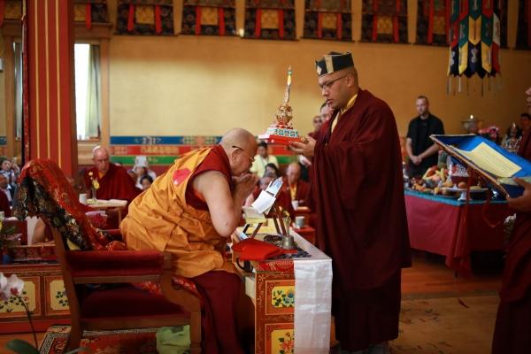 Karmapa Khenpo Kathar