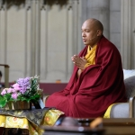 The Karmapa Begins Teachings on the 37 Practices of a Bodhisattva
