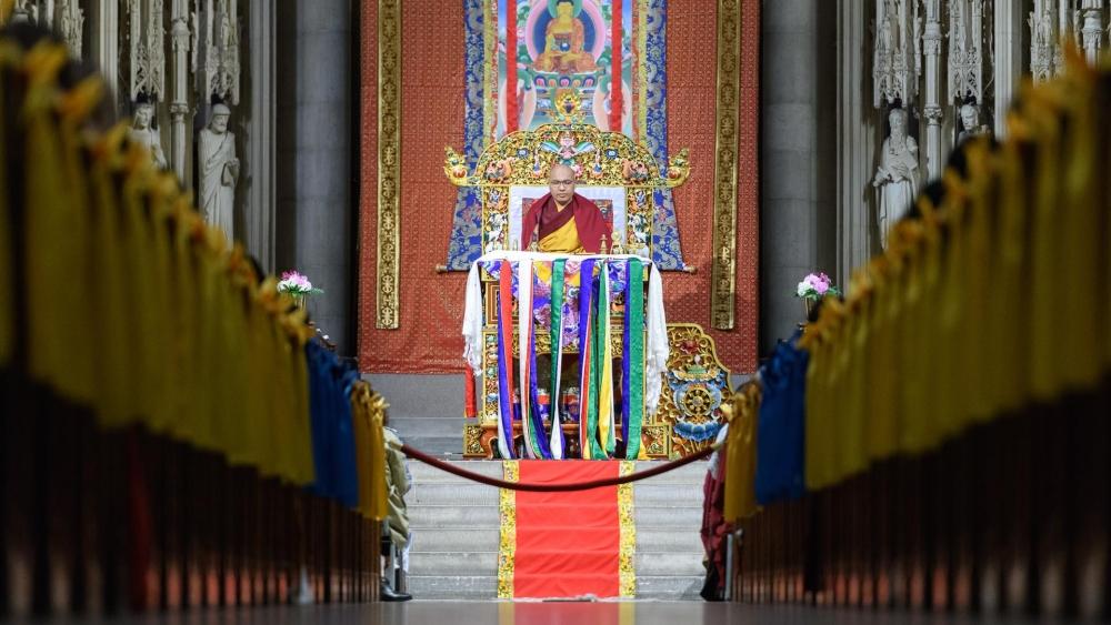 karmapa teaching 37 practices of a bodhisattva