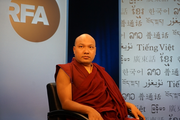 The Karmapa Speaks of His Plans: An Interview with Radio Free Asia