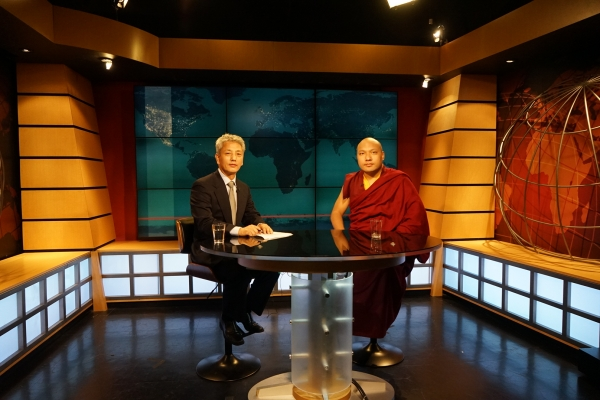 A Wide-Ranging Interview with the Gyalwang Karmapa