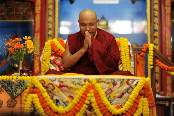 Greetings on Indian Independence Day from the 17th Gyalwang Karmapa, Ogyen Trinley Dorje