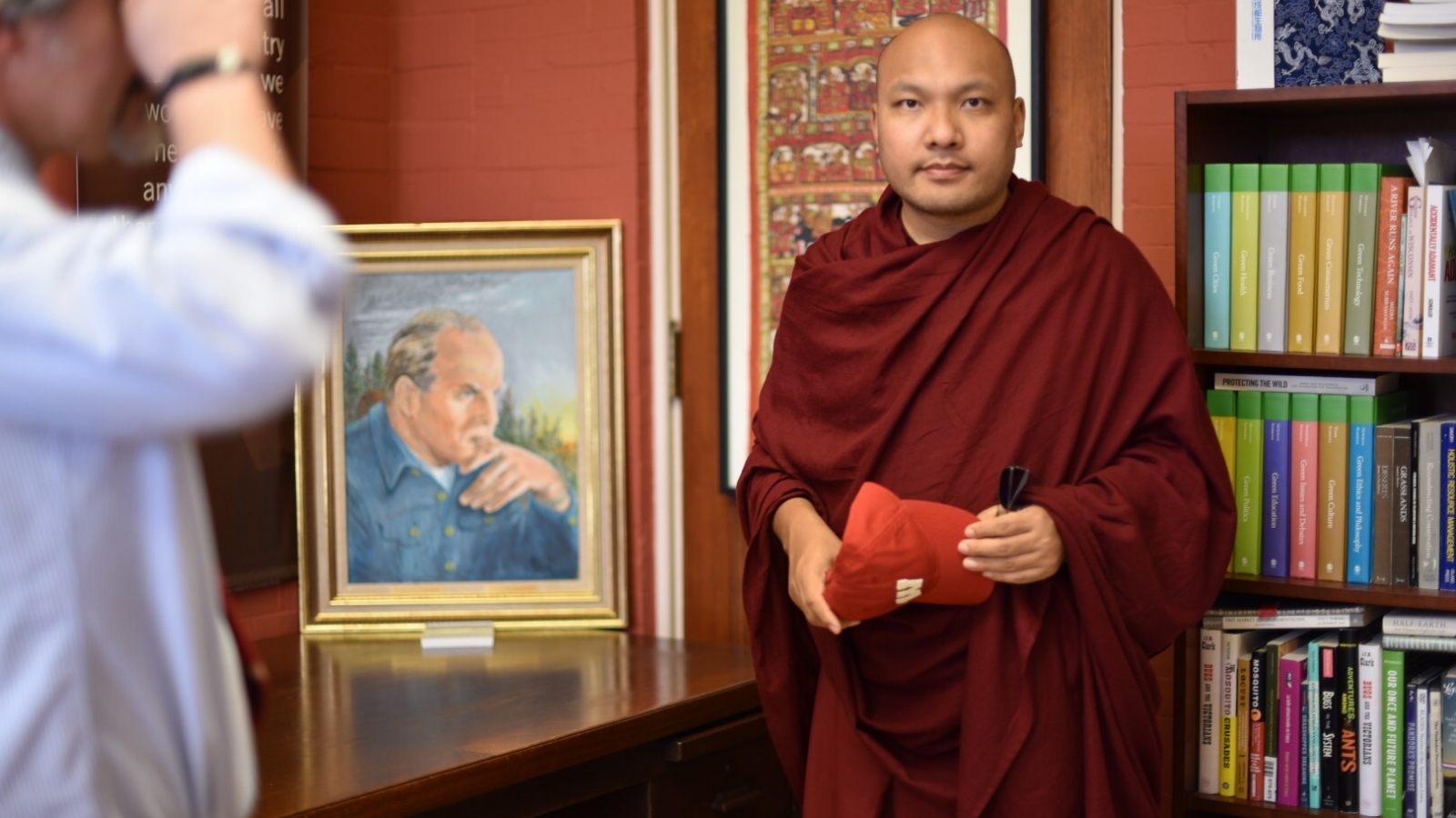 Karmapa at University of Wisconsin-Madison
