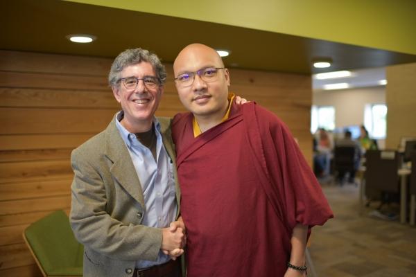 Karmapa Visits University of Wisconsin-Madison