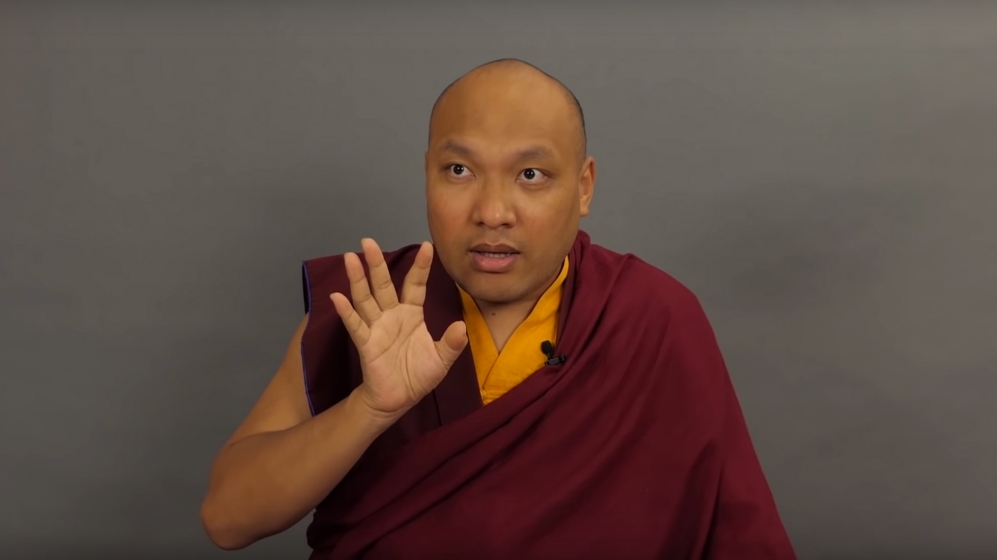Karmapa teaches the Chenrezik practice