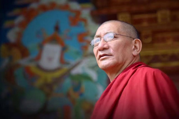 A Condolence Message on the Passing of the 7th Nyingma Head, Kathok Getse Rinpoche.