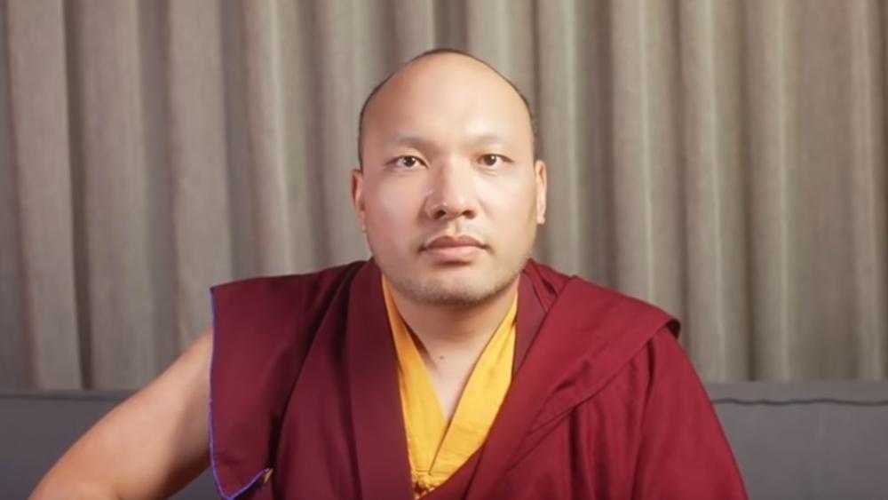 karmapa origins of secret mantra day 2