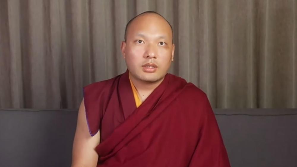 karmapa day one 2021 summer teachings